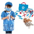 Main Image of Veterinarian Dress Up & Accessories Playset