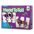 Main Image of Match It! Head To Tail Puzzles Real Images