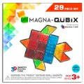 Magna-Qubix® 3D Magnetic Building Shapes (29 Pieces)