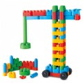 PolyM® Creative Builder Blocks Kit (80 Pieces)