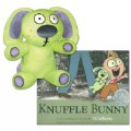 Thumbnail of Knuffle Bunny Soft Plush Toy with Hardcover Book