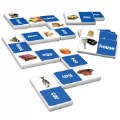 Alternate Image #1 of Ten Frame & First Words Dominoes Game Set