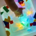 Alternate Thumbnail Image #4 of Glo Pals Light Up Water Cubes - Tray of 12