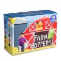 Alternate Thumbnail Image #3 of Farm Hoppers® Inflatable Bouncing White Cow