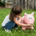Alternate Thumbnail Image #2 of Farm Hoppers® Inflatable Bouncing Pink Pig