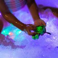 Alternate Thumbnail Image #5 of Glo Pals Character Pippa & 6 Green Light Up Water Cubes