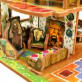 Alternate Thumbnail Image #3 of Goldilocks and the Three Bears 3D Puzzle - Book and Toy Set - Playful Details