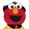 "Alternate Thumbnail Image #1 of Sesame Street Elmo The Fireman - Plush 11"" Elmo"