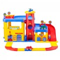 Toddler's 2-Story Garage & Road Set - Engage and Stimulate Imaginations