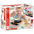 Alternate Thumbnail Image #4 of Fun Fan Fryer - Kitchen Playset for Preschoolers - for Magic Cooking Motion