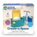 Alternate Thumbnail Image #3 of Create-A-Space™ Sanitizer Station - Caddy Designed to Hold Supplies