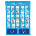 Alternate Thumbnail Image #1 of Healthy Hands Pocket Chart - Encourage Healthy Habits in the Classroom