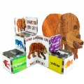 Alternate Thumbnail Image #1 of MAGNA-TILES® - Eric Carle Brown Bear, What Do You See? Building Set