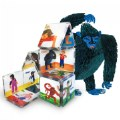 Alternate Thumbnail Image #1 of MAGNA-TILES® - Eric Carle From Head To Toe Building Set
