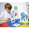 Alternate Thumbnail Image #4 of MAGNA-TILES® - Eric Carle From Head To Toe Building Set