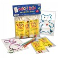 Wikki Stix® - Individually Packaged - Assorted Fun Favors - Pack of 50