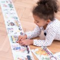 Alternate Thumbnail Image #1 of Suuuper Size Alphabet Train 54 Piece Floor Puzzle - Over 11 Feet Long