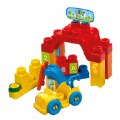 Alternate Thumbnail Image #3 of Clemmy® Plus Build and Create Box, Primary Colors - 80 Pcs.