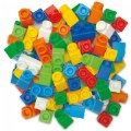 Alternate Thumbnail Image #5 of Clemmy® Plus Build and Create Box, Primary Colors - 80 Pcs.