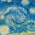 "Alternate Thumbnail Image #2 of Van Gogh ""Starry Night"" 500 Piece Puzzle - Museum Collection"