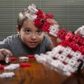 Alternate Thumbnail Image #4 of Lux Blox 2-in-1 Car and Airplane Set 120 Pieces - Revolutionary Snapping Hinge Technology