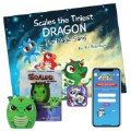 Scales the Tiniest Dragon: The Magic Song - My Audio Stories Kit