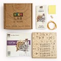 Alternate Thumbnail Image #1 of UGears STEM LAB Counter - Educational Mechanical Model Kit