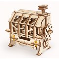 Alternate Thumbnail Image #4 of UGears STEM LAB Counter - Educational Mechanical Model Kit