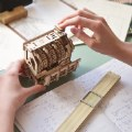 Alternate Thumbnail Image #7 of UGears STEM LAB Counter - Educational Mechanical Model Kit