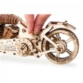 Alternate Thumbnail Image #5 of UGears Bike VM-02 - Mechanical Model Kit
