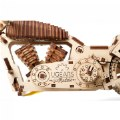 Alternate Thumbnail Image #6 of UGears Bike VM-02 - Mechanical Model Kit