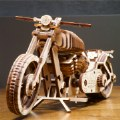 Alternate Thumbnail Image #8 of UGears Bike VM-02 - Mechanical Model Kit