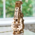 Alternate Thumbnail Image #9 of UGears Hurdy-Gurdy - Mechanical Model Kit
