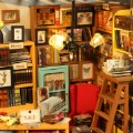 Alternate Thumbnail Image #3 of DIY 3D Wooden Puzzles - Miniature House: Sam's Study