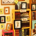 Alternate Thumbnail Image #5 of DIY 3D Wooden Puzzles - Miniature House: Sam's Study