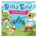 Alternate Thumbnail Image #1 of Ditty Bird - Children's Songs and Action Songs Books