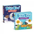 Ditty Bird Bedtime and Nursery Rhyme Song Books - Set of 2