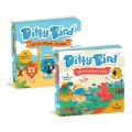 Ditty Bird Safari Animal and Dinosaur Sound Books - Set of 2