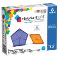 Magna-Tiles® Polygons Expansion Set - 8 Piece Set