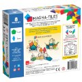 Alternate Thumbnail Image #5 of Magna-Tiles® Polygons Expansion Set - 8 Piece Set