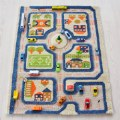 "Alternate Thumbnail Image #5 of IVI Traffic 3D Play Rug - Blue 31.5"" x 44.5"""