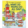 Alternate Thumbnail Image #7 of Bananas Gorilla Soft Toy & Richard Scarry Hardcover Book