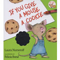 If You Give A Mouse A Cookie - Hardback