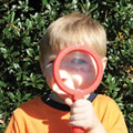 Alternate Thumbnail Image #1 of Jumbo Magnifiers - Set of 6