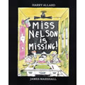 Miss Nelson is Missing - Paperback & CD