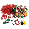Alternate Thumbnail Image #1 of LEGO® Doors, Windows, & Roof Tiles Set (9386)