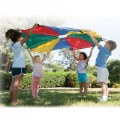 Main Image of Rainbow Parachutes with Handles