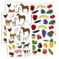 Alternate Thumbnail Image #2 of Stickers Variety Pack - 24 Sheets
