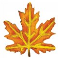 "Alternate Image #5 of Perfect Leaf Stencil Set 8"" - 12 Pieces"