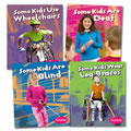 Books on Understanding Differences In Children - Set of 4